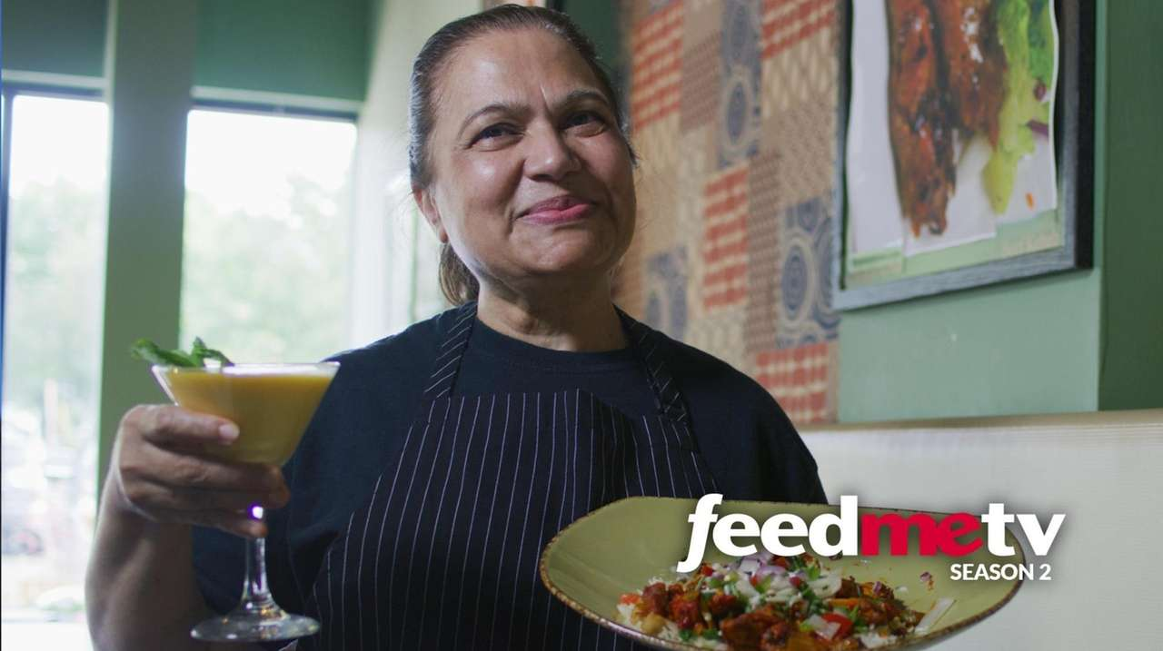 At Clay Oven, Lubna Habibi goes against her