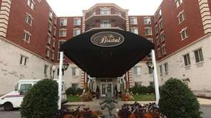 The Bristal Assisted Living at Westbury is pictured.