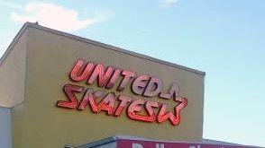 United Skates Of America roller rink. (Sept. 11,