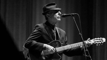 Leonard Cohen released his
