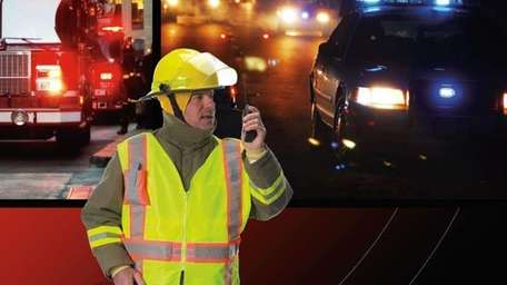 An example of Lakeland Industries protective garments. The