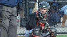 Plainedge baseball player Braden Clark.