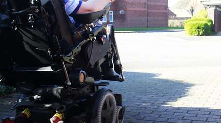 For some people with disabilities, it might not
