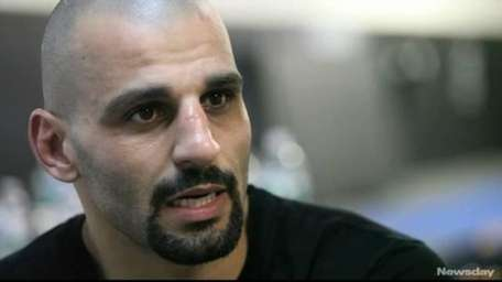 UFC middleweight contender Costa Philippou will fight Tim