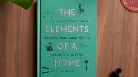 """The cover of """"The Elements of a Home"""""""