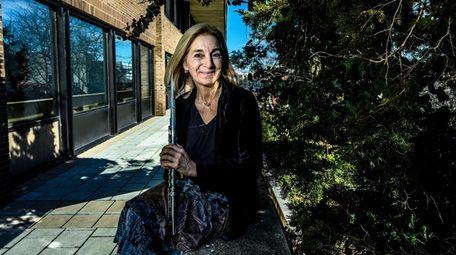 Flutist Carol Wincenc has been a longtime faculty