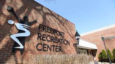 The Freeport Recreation Center, which is closed during