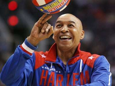 """The Harlem Globetrotters' Fred """"Curly"""" Neal, has died"""