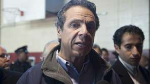 Governor Andrew Cuomo at the Five Towns Community