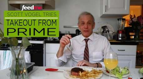 Newsday food critic Scott Vogel road-tested a high-end