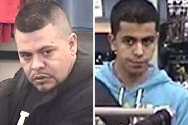Suffolk County police on released video surveillance photos