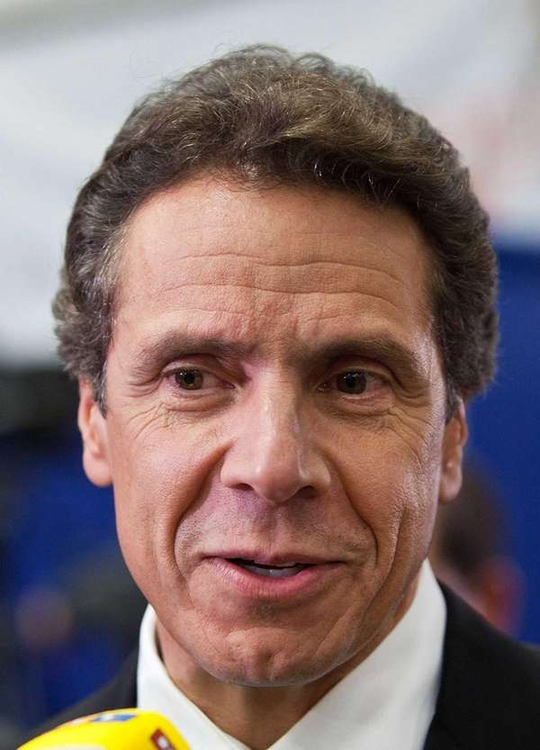 Gov. Andrew Cuomo has until Jan. 15 to