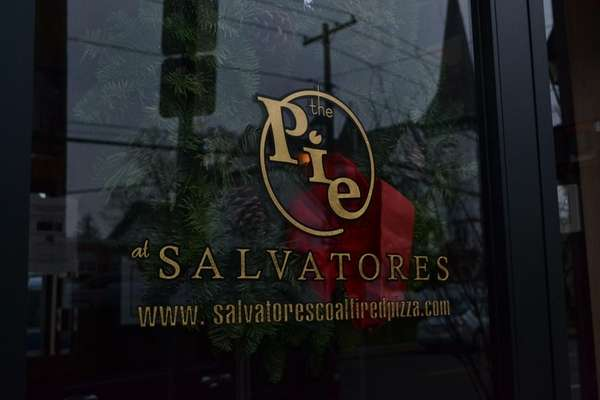 The Pie at Salvatore's is located off Main