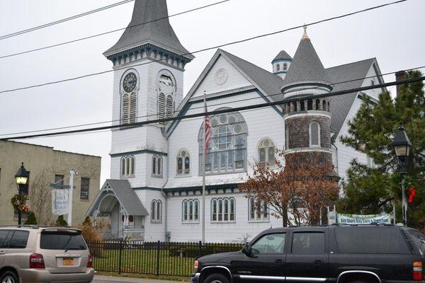 United Methodist Church of Bay Shore, a New