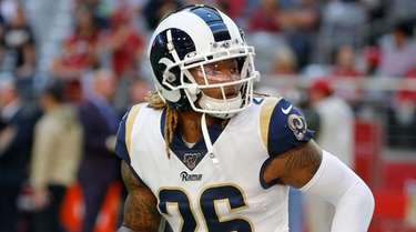 The Jets' deal with Los Angeles Rams defensive