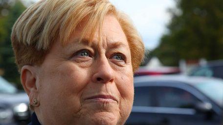 Legiss. Judy Jacobs (D-Woodbury) wrote to Nassau County