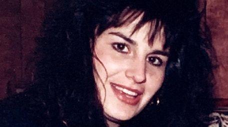 Elizabeth Gangi in a December 1994 photo.