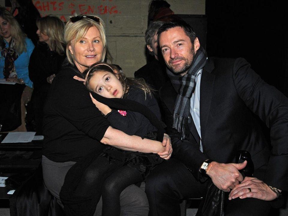 Parents: Hugh Jackman and Deborra-Lee Furness Children: Oscar,