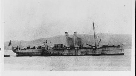 CSS Tallahassee was photographed at Halifax, Nova Scotia,