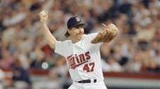 Minnesota Twins starter Jack Morris pitched 10 innings