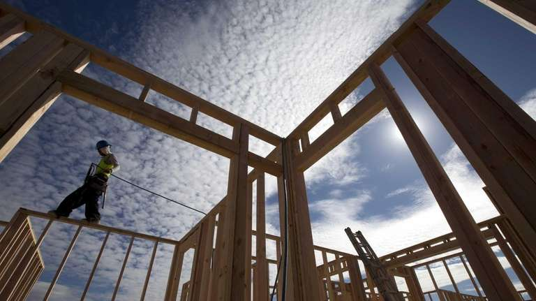 Housing permits increased the most in November since
