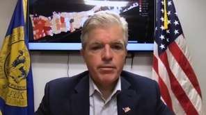 On Sunday, Suffolk County Execuive Steve Bellone annouced