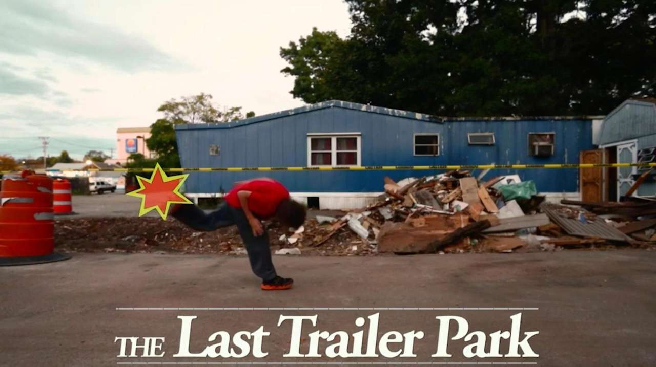 Inside the last trailer park in Nassau County,