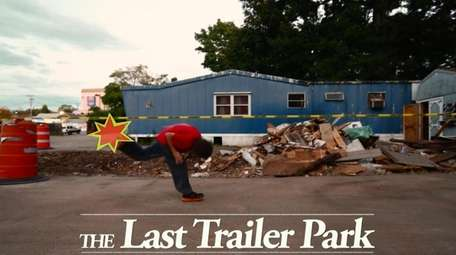 Inside the last trailer park in Nassau County,