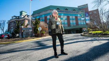 Dr. Anne Sacks-Berg, an infectious disease specialist who