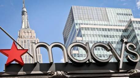 Macy's employees who are enrolled in health benefits