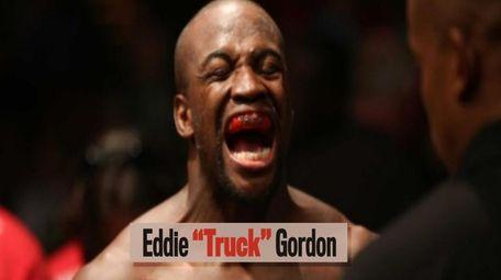 "Eddie ""Truck"" Gordon works a full-time job, raises"