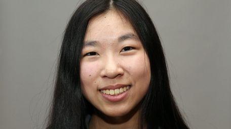 Erica Chen of Half Hollow Hills.