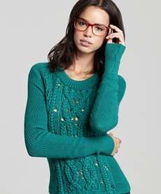 Marc by Marc Jacobs Uma cable knit sweater,