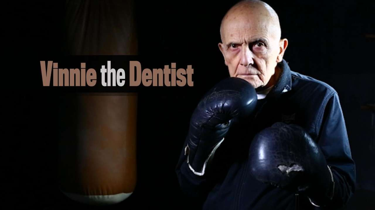 Vinnie Savino, a dentist from Brookville, turned to