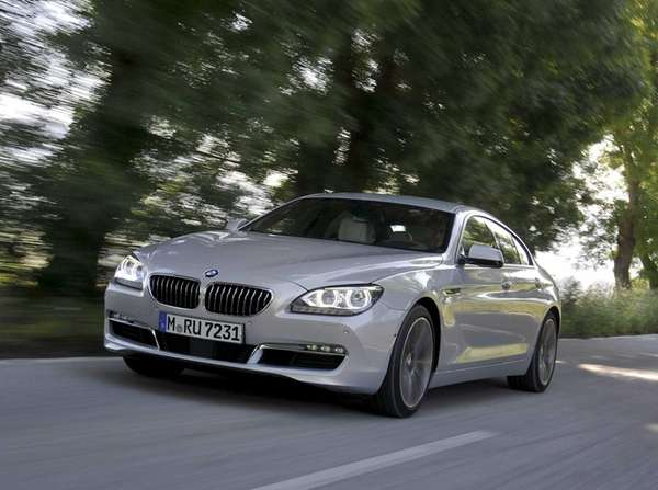 Prices for the BMW 640i Gran Coupe start