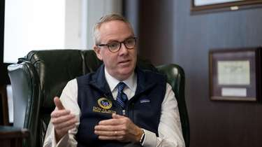 Hempstead Town Supervisor Don Clavin said the staffing