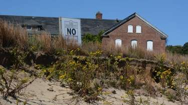 Plum Island was once home to a former