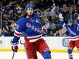 Mika Zibanejad #93 of the New York Rangers