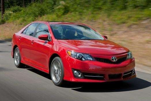 "The 2013 Toyota Camry earned a ""poor"" rating"