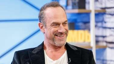 "Christopher Meloni visits ""The IMDb Show"" on March"