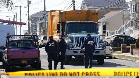 Suffolk County Police said a Village of Lindenhurst