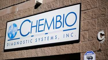 The exterior of Chembio Diagnostic Systems, Inc. is