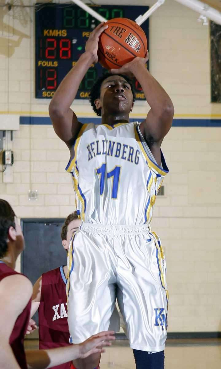 JEREMY ARTHUR Kellenberg, Forward, Senior Athletic 6-5 swingman