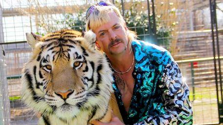 "Tiger King Joe Exotic in Netflix's ""Tiger King:"