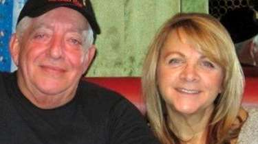 Joe and Celeste Cirigliano of East Williston met
