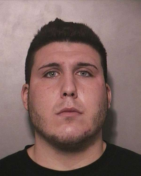 Anthony Pascullo, 22, of Bellmore, was arrested after