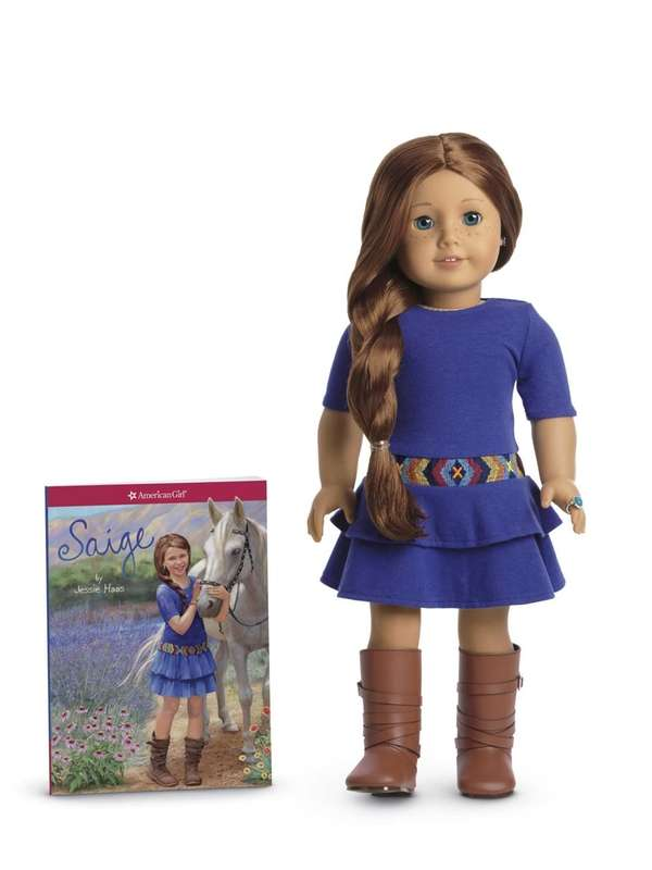 American Girl's 2013 Girl of the Year is