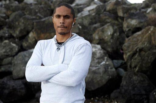 Bryan Maneafaiga poses for a portrait in Richmond,