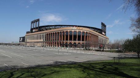 FLUSHING, NEW YORK - MARCH 26: Citi Field