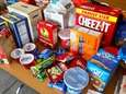 On Monday, the Lynbrook School District collected food for